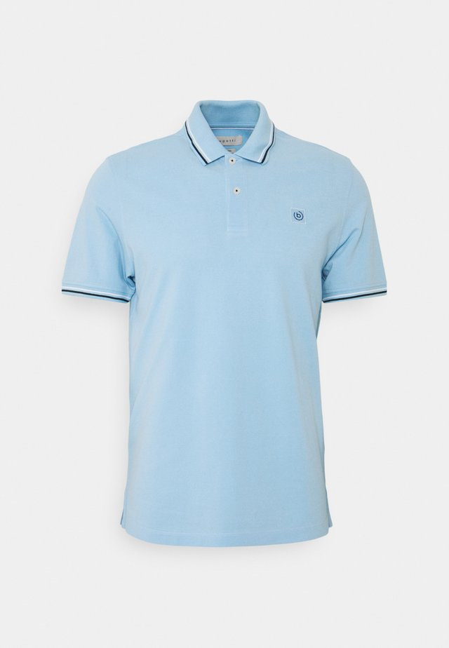 Poloshirts - blue light