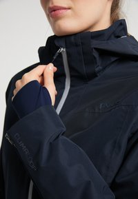 PYUA - ELATION - Outdoor jacket - navy blue - 3