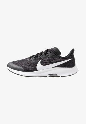 AIR ZOOM PEGASUS 36 UNISEX - Neutral running shoes - black/white/thunder grey