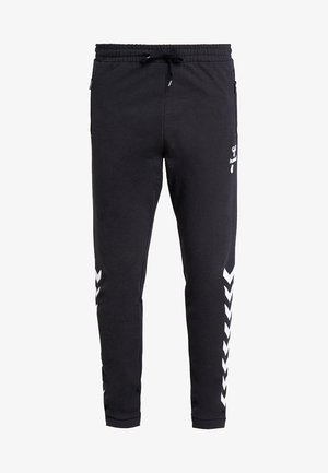 RAY - Tracksuit bottoms - black