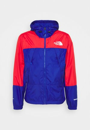 HYDRENALINE WIND JACKET - Summer jacket - blue/horizon red