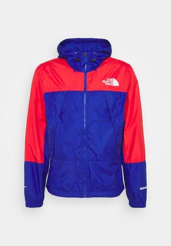 HYDRENALINE WIND JACKET - Summer jacket - blue/horizon red