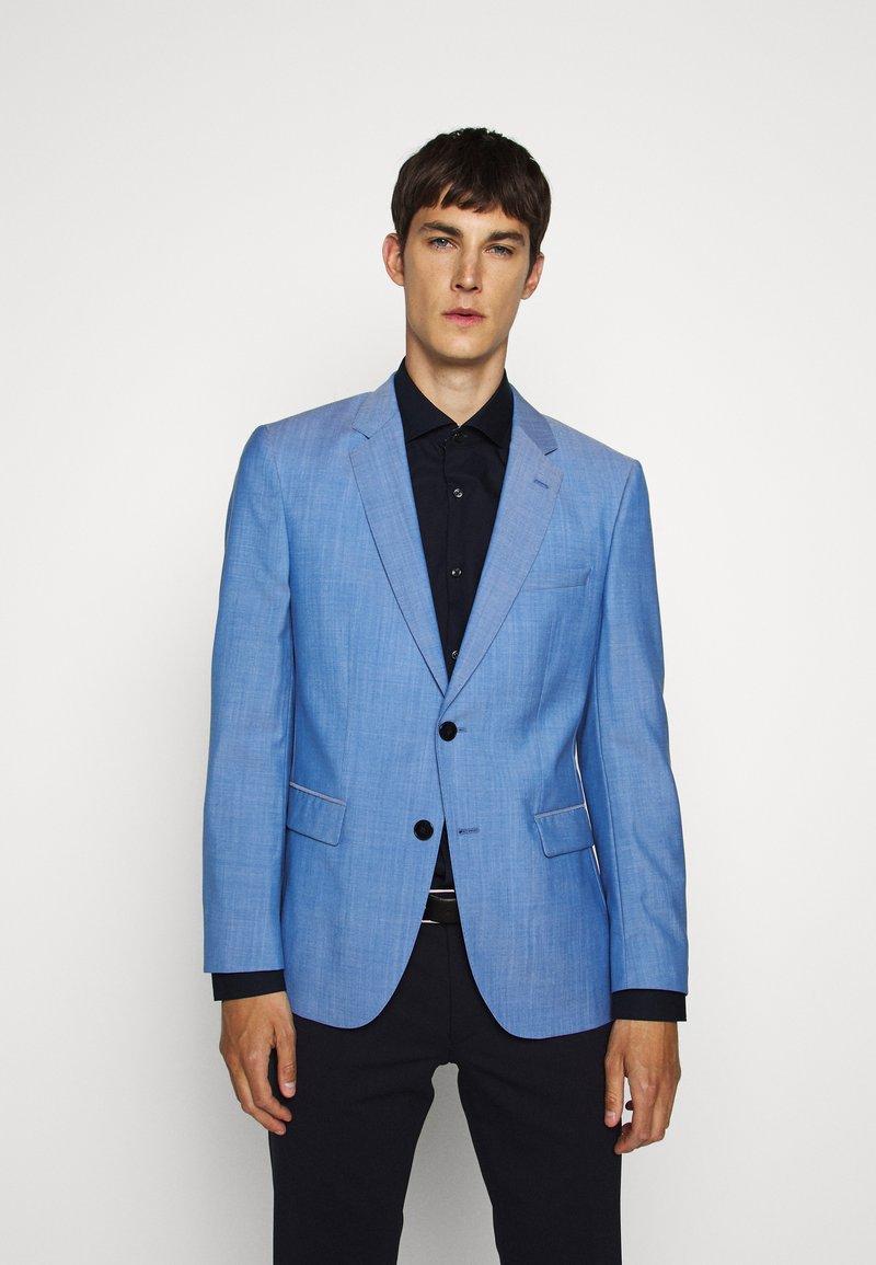 HUGO - JEFFERY - Suit jacket - light pastel blue