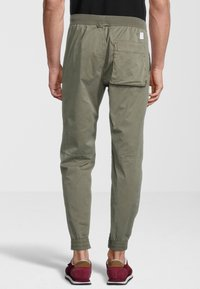 Replay - Tracksuit bottoms - military - 1