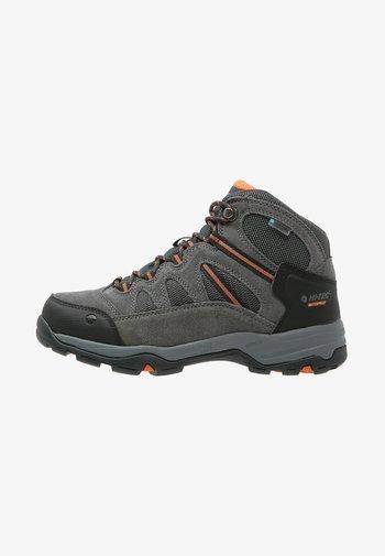 BANDERA II WP  - Chaussures de marche - charcoal/graphite/burnt orange