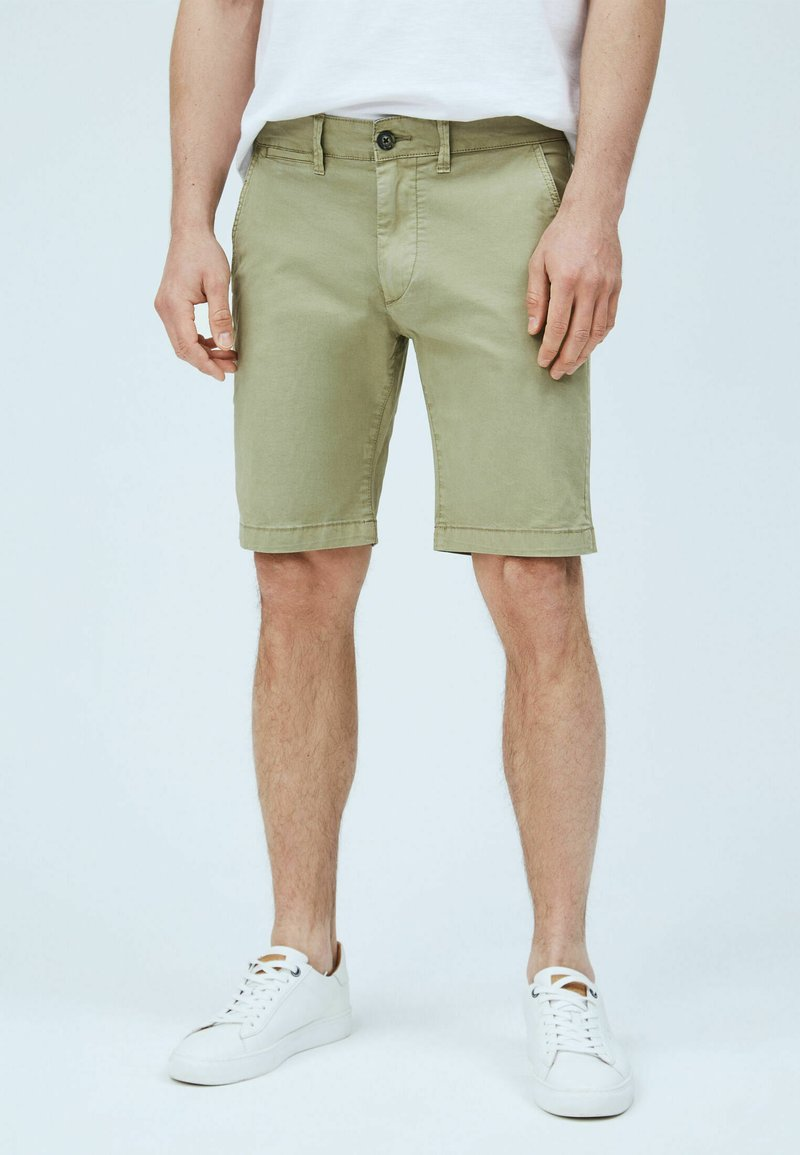 Pepe Jeans - Shorts - palm green