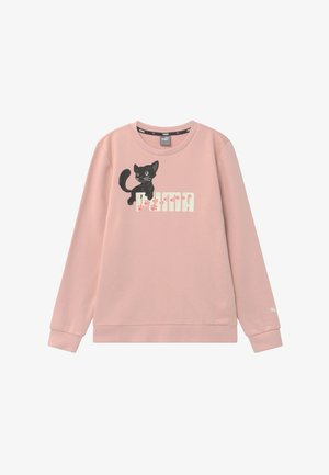 ANIMALS CREW - Sweatshirts - peachskin