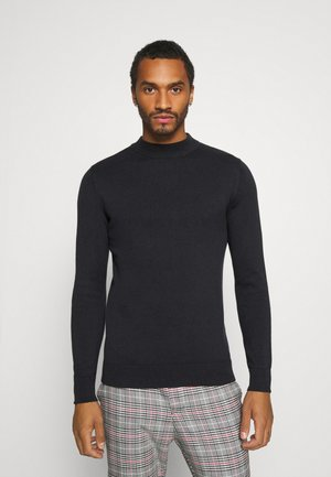 TURTLEH - Sweter - jet black