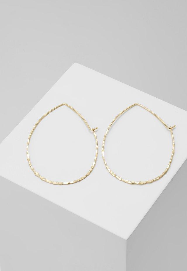 EARRINGS FABIA - Orecchini - gold-coloured