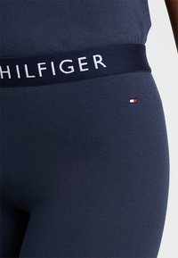 Tommy Hilfiger - ORIGINAL - Pantaloni del pigiama - navy blazer - 4