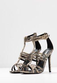 co wren wide fit - Sandaler med høye hæler - beige - 4