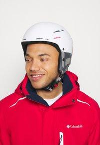 Alpina - BIOM UNISEX - Helmet - white/pink matt - 1