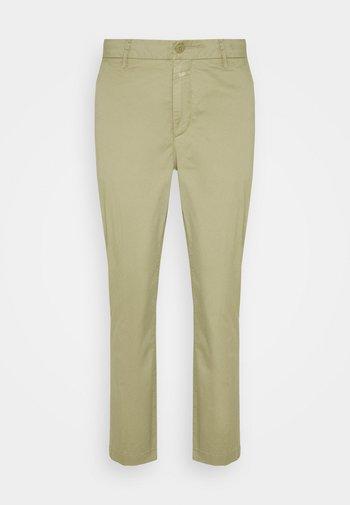 JACK - Chino kalhoty - green bark