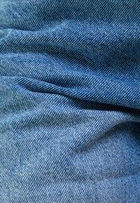 Bershka - MOM FIT - Džíny Relaxed Fit - dark blue - 5