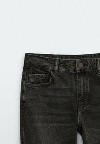 Massimo Dutti - Slim fit jeans - black - 2