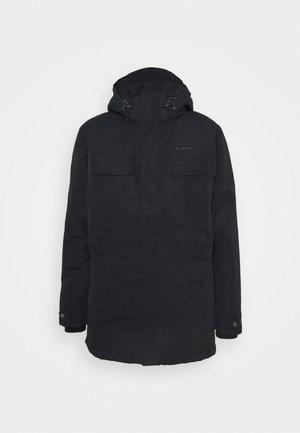 RUGGED PATH - Veste d'hiver - black