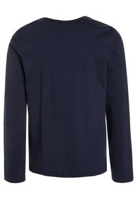 Benetton - Long sleeved top - dark blue - 1