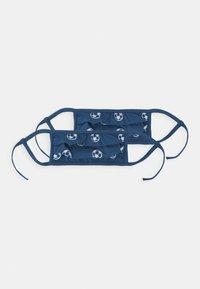 Sanetta - FACEMASK 2PACK - Community mask - dark blue - 0