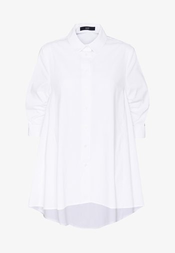BENITA FASHIONABLE BLOUSE - Skjorta - white