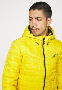 PARELLEX - STRIKE JACKET - Light jacket - mustard - 3