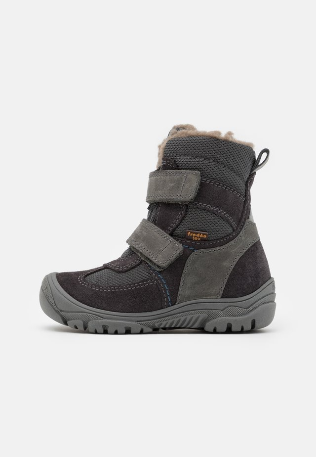 LINZ TEX MEDIUM FIT UNISEX - Winter boots - grey