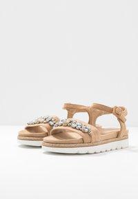 Tata Italia - Sandals - beige - 4