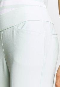 adidas Golf - PULLON ANKLE PANT - Kalhoty - dash green - 4