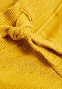 Next - Pantaloni sportivi - yellow - 2
