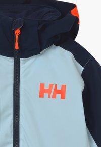 Helly Hansen - SNOWANGEL - Kurtka narciarska - ice blue - 4