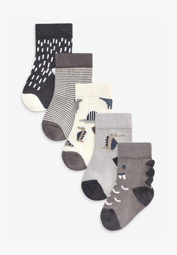 Socks - multi-coloured