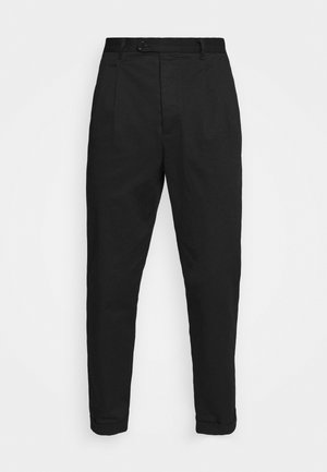 JAVAN - Trousers - blue