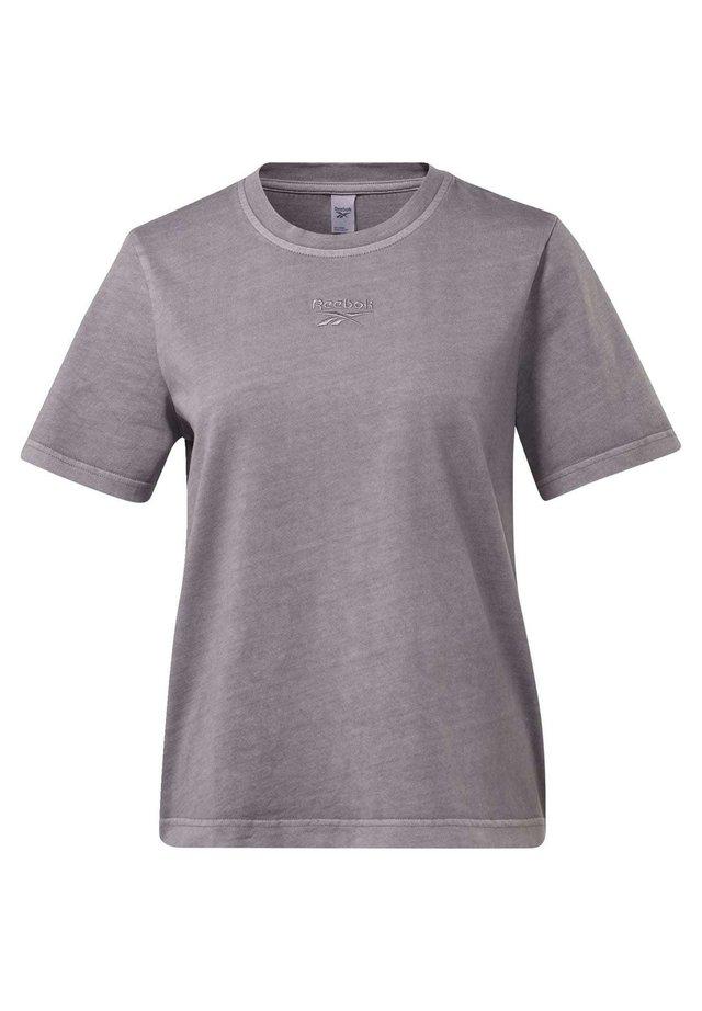 CLASSICS WASHED T-SHIRT - T-shirt basique - grey