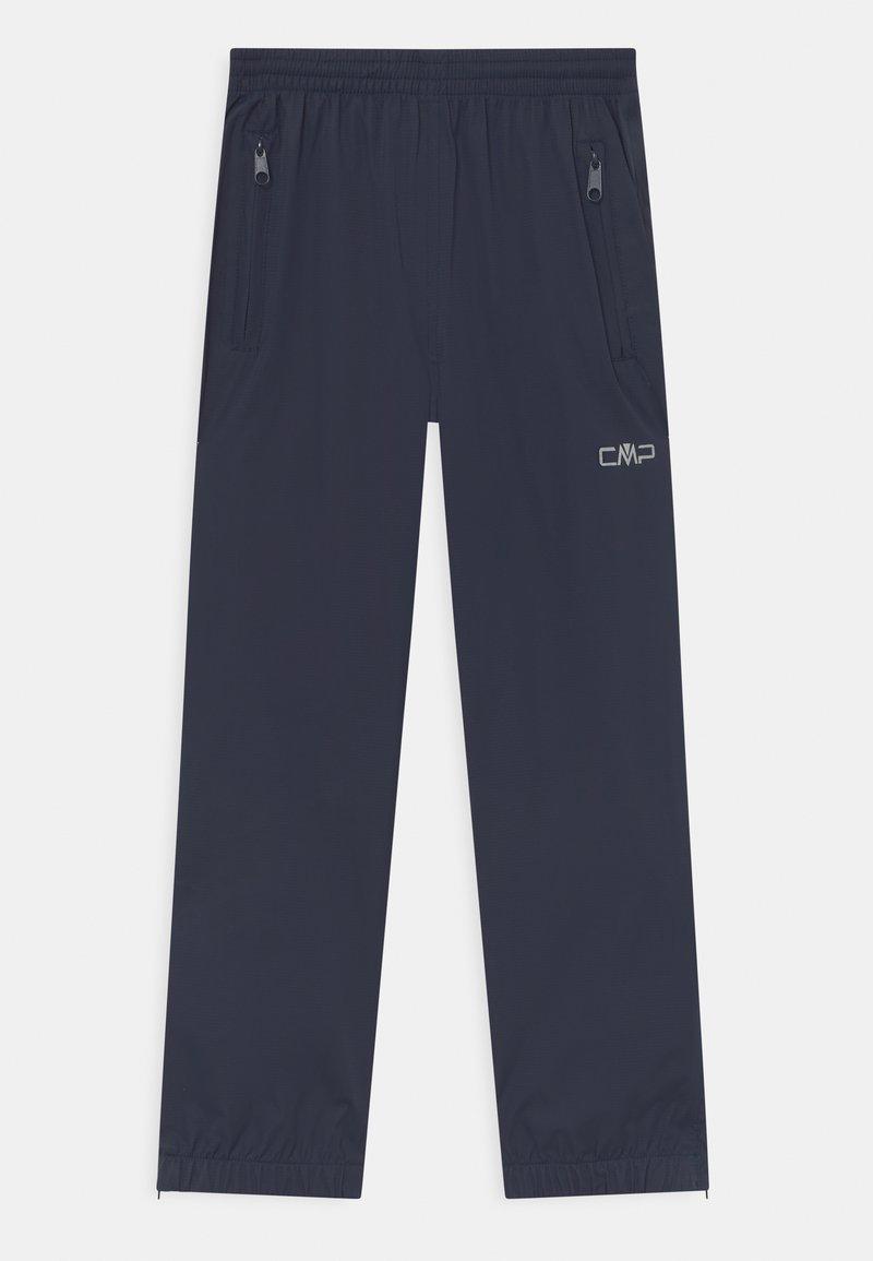 CMP - RAIN UNISEX - Rain trousers - navy