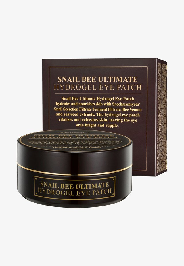 SNAIL BEE ULTIMATE HYDROGEL EYE PATCH 60 PCS - Ögonvård - -