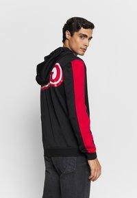 Guess - ALBERT TRUCK  - Zip-up hoodie - jet black - 2