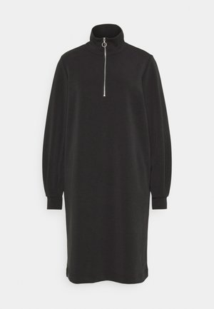SLFTENNY ZIP DRESS - Vardagsklänning - black