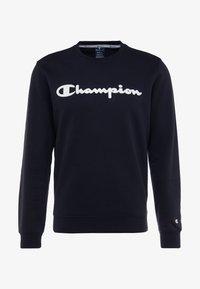 Champion - CREWNECK  - Bluza - dark blue - 4