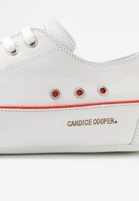 Candice Cooper - CAPRI - Tenisky - bianco - 2