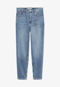 Mango - NEWMOM - Straight leg jeans - bleu moyen - 6