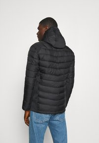 Alessandro Zavetti - CANADA VAMIATA HYBRID JACKET - Light jacket - black - 2