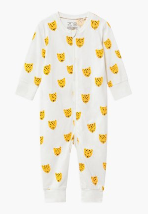 LEO FACES - Pyjama - light dusty white