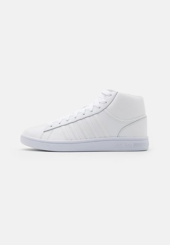 COURT WINSTON MID - High-top trainers - white