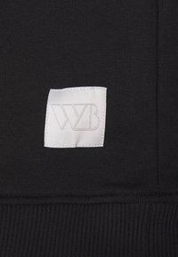 Woodbird - MUFTI MITU CREW - Sweatshirt - black - 2