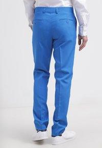 OppoSuits - STEEL - Kostym - blue - 5