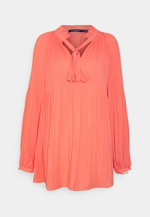 DUONG LONG SLEEVE - Blouse - coral quartz