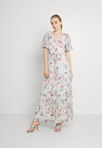 Nly by Nelly - DEEP BACK VOLUME GOWN - Maxi dress - multicoloured - 1
