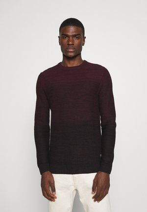 JJEGRAHAM CREW NECK - Jumper - port royale