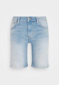 Pepe Jeans - POPPY - Jeansshorts - denim - 4