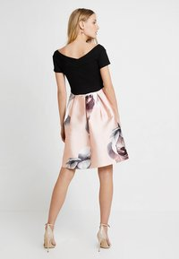 Anna Field - Day dress - rose/black - 3