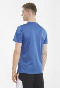 Puma - Basic T-shirt - star sapphire - 2